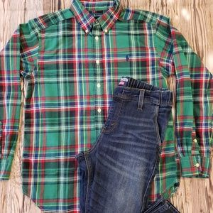 POLO RALPH LAUREN + LEVI'S BOYS BUNDLE